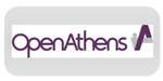 OpenAthens button
